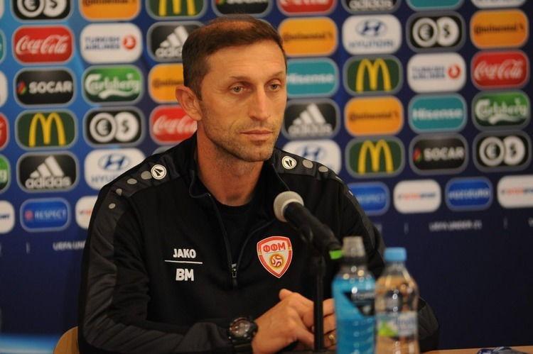 Милевский стал тренером сборной Северной Македонии