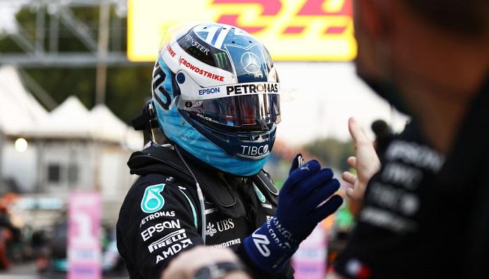 Боттас выиграл вторую в истории Формулы-1 спринтерскую гонку