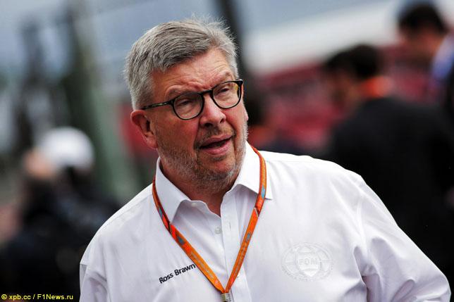 "Босс Формулы-1 Росс Браун: ""Хэмилтон и Ферстаппен как два петуха на ферме"""