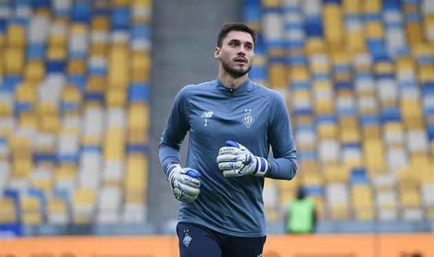 Голкипер Георгий Бущан остается в ФК «Динамо» – клуб назвал высокую трансферную цену