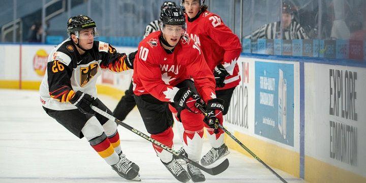 Худший старт сборной Канады в истории ЧМ по хоккею