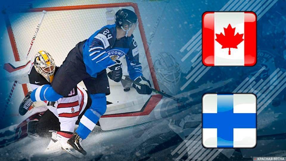 Канада - Финляндия: последний шанс сборной Канады попасть в плей-офф Чемпионата мира по хоккею 2021 в Риге