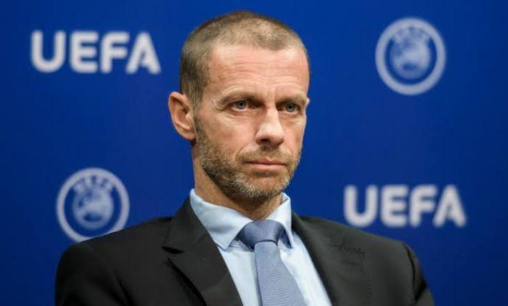 Президент UEFA Александер Чеферин грозится бойкотировать ЧМ по футболу из-за возможных реформ FIFA