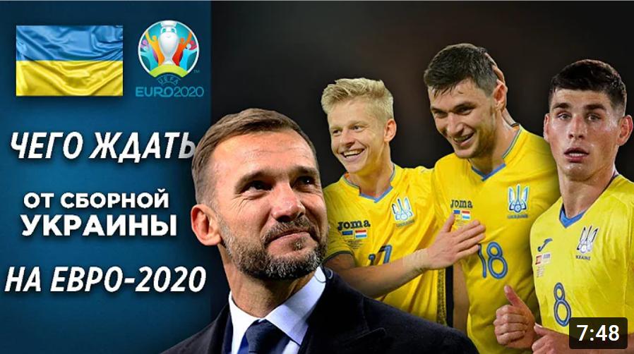 Шансы сборной Украины на ЕВРО-2020: анализ перспектив выхода из группы и продвижения по сетке плей-офф