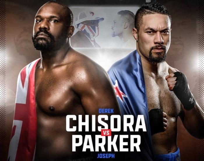Бой Паркер-Чисора окончился спорной победой новозеландца