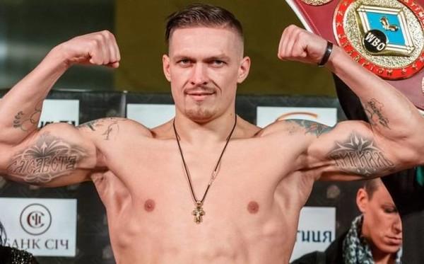 Бой между боксерами Александром Усиком и Энтони Джошуа в этом году все-таки состоится