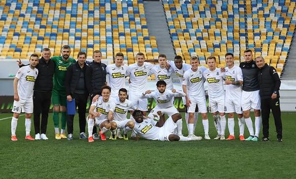 Донецкий ФК «Олимпик» на официальном уровне заявил о прекращении своей деятельности