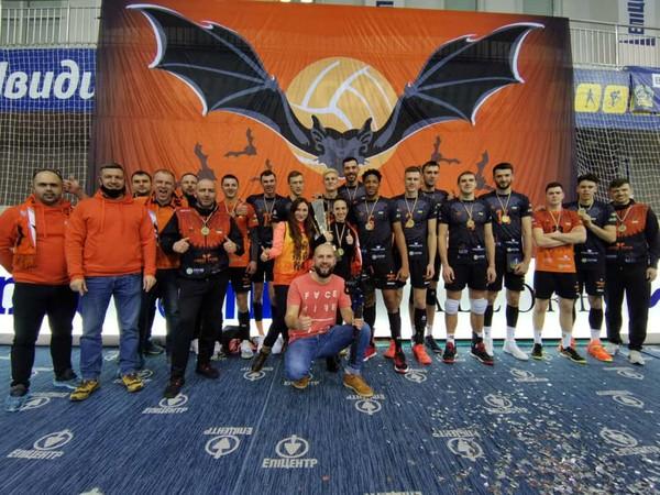 Львовский волейбольный клуб «Барком-Кажаны» сыграет в польском чемпионате