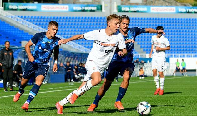 Футбольный комментатор киевского «Динамо» искрене радовался голу «Шахтера» в матче молодежных команд U-19