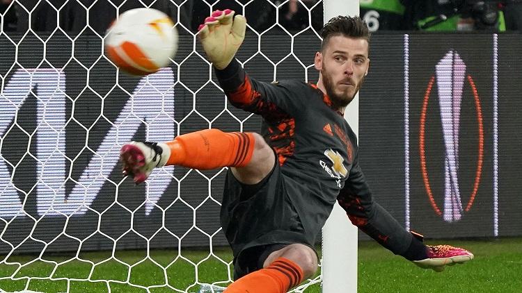 Голкипер «манкунианцев» Де Хеа стал главным разочарованием финала Лиги Европы