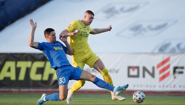 В драматическом матче «Десна» обыграла СК «Днепр-1»