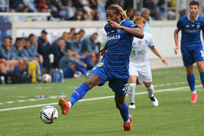 Свой второй контрольный поединок в Швейцарии ФК «Динамо» сыграло вничью