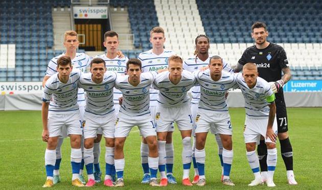 Киевское «Динамо» считают одной из самых слабых команд на групповом этапе Лиги чемпионов
