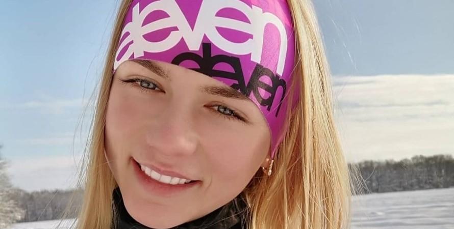 Украинская легкоатлетка Катерина Долган погибла в ДТП