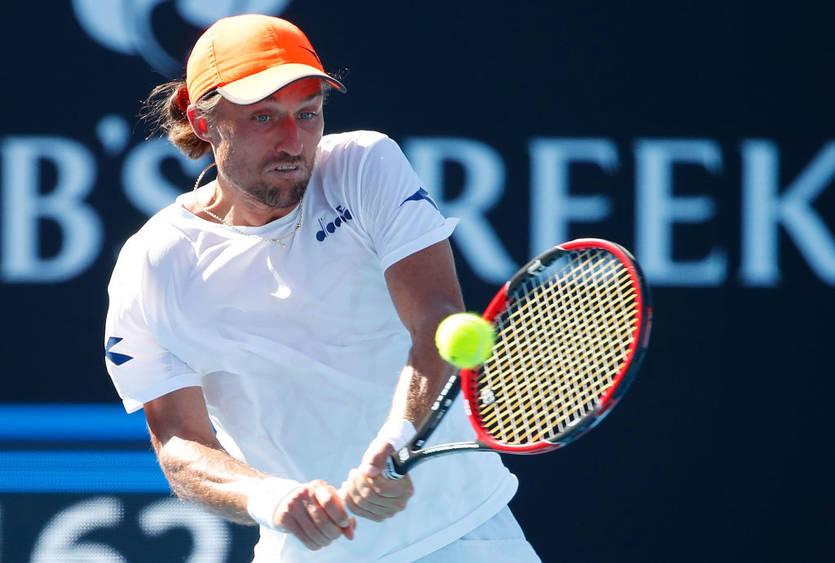 Александр Долгополов объявил о завершении спортивной карьеры