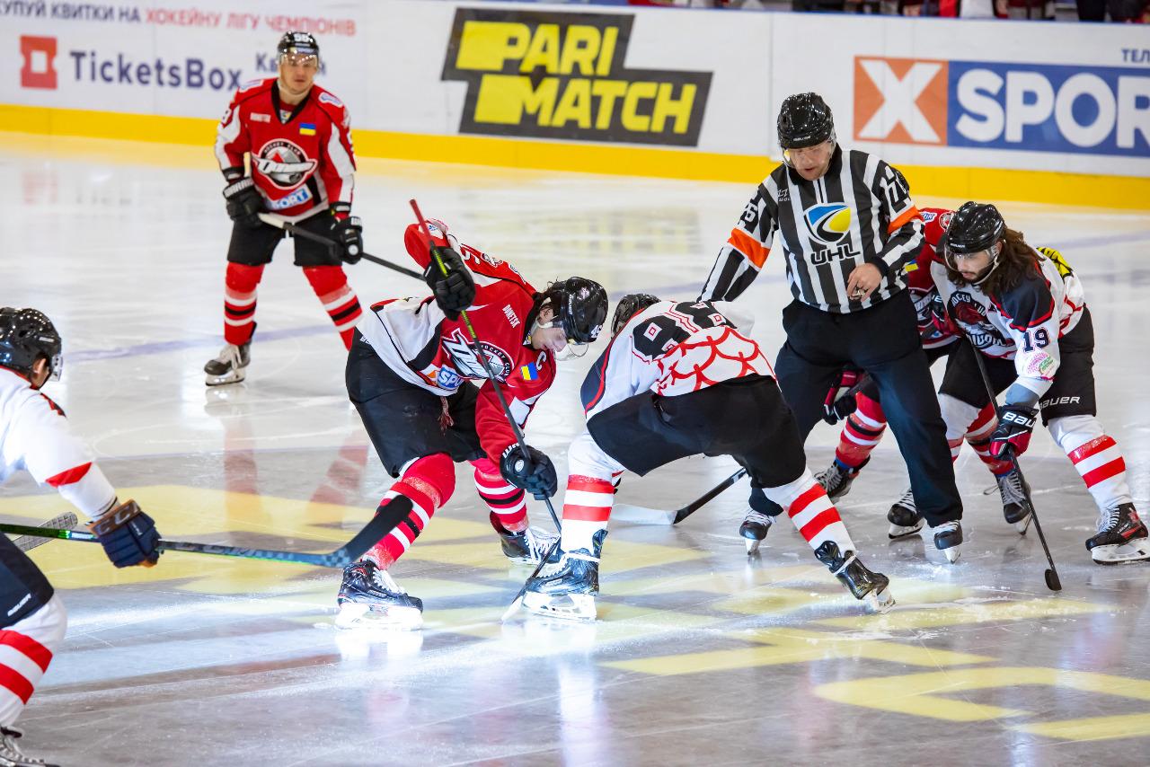 Хоккейный клуб «Донбасс» выиграл предсезонный турнир «Открытый Кубок Донбасса»