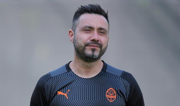 Тренер ФК «Шахтер» остался доволен первым спаррингом команды