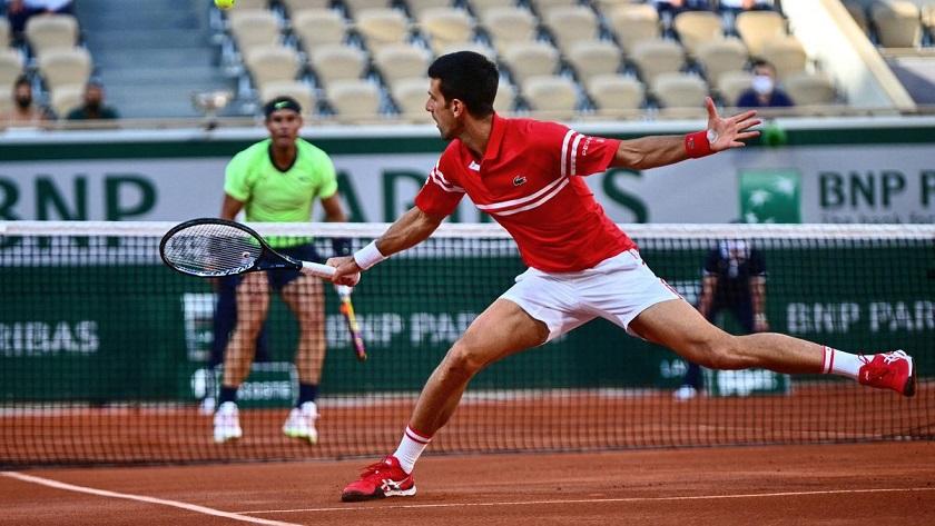 Новак Джокович обыграл Рафаэля Надаля и прошел в финал «Roland-Garros»