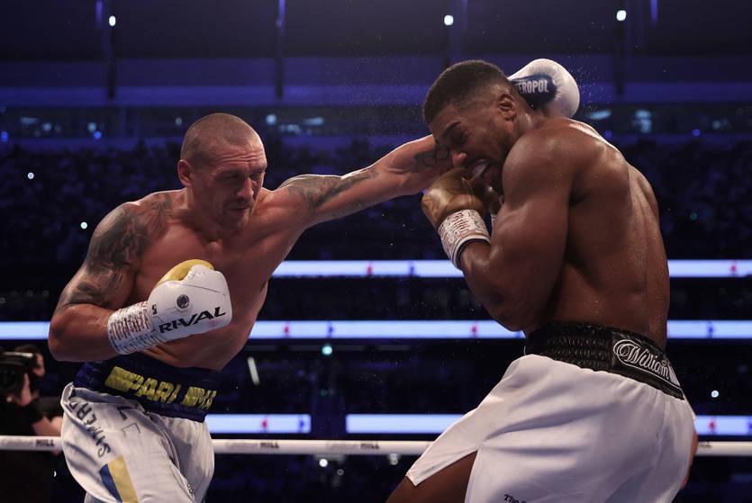 Известный боксер Энтони Джошуа решил сменить тренера перед реваншем с Александром Усиком