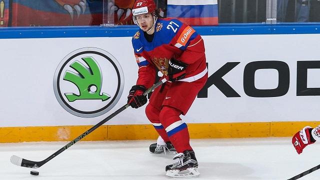 Панарин не сыграет на чемпионате мира по хоккею за сборную России
