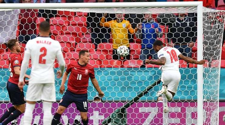 Англия обыграла Чехов и обеспечила себе место в 1/8 финала Евро-2020