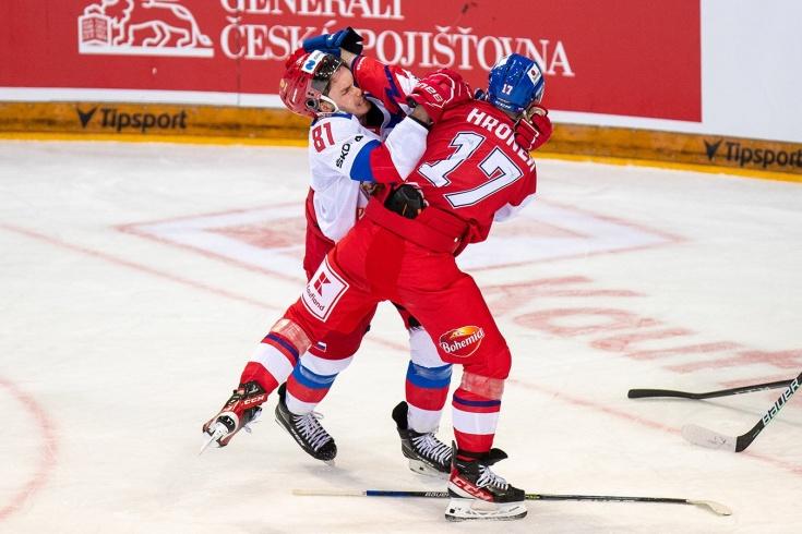 Сборная России по хоккею в Евротуре заняла последнее место
