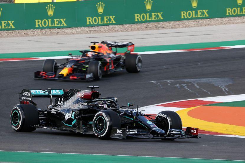 Старт третьего этапа чемпионата Формулы-1