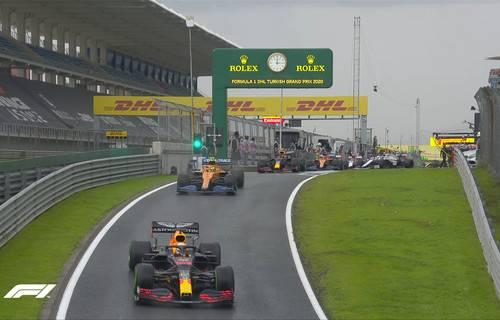 Гран-При Формулы-1 в Стамбуле может быть отменен
