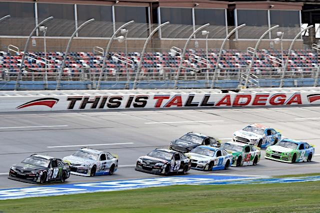 Огненная авария в NASCAR на ARCA Menards Series в Талладеге
