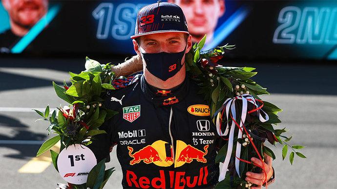 Макс Ферстаппен выиграл первый в истории «Формулы-1» спринт