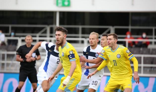 Сборная Финляндии минимально обыграла Казахстан и потеснила Украину в группе D на 3 место