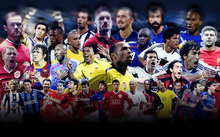 Легендарные футболисты, игравшие всю жизнь за один клуб