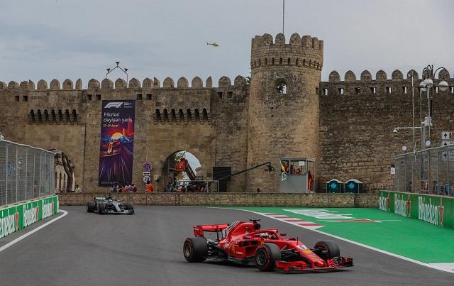 В гоночной команде Ferrari рассказали о своей подготовке к Гран-при Баку