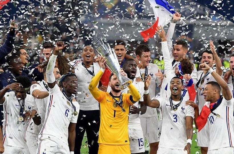 Лига наций: В финале французы обыграли испанцев благодаря голу Карима Бензема и VAR