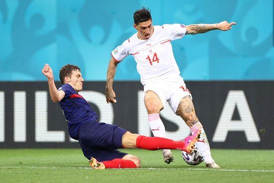 Болельщик создал петицию о переигровке матча сборных Франции и Швейцарии на Евро-2020