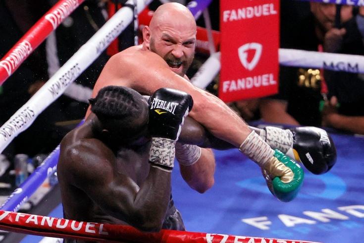 Тайсон Фьюри: «Мне больше не к чему стремиться в боксе»