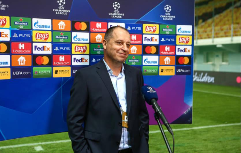 Юрий Вернидуб рассказал, как заполучил футболку Модрича и упомянул о разговоре с Андреем Луниным