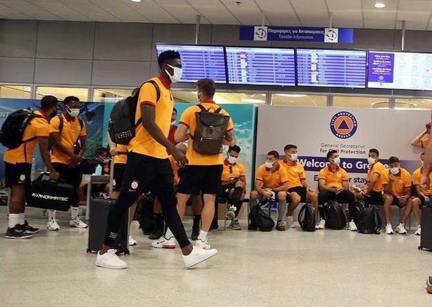 Футболистов «Галатасарая» не пустили в Грецию на матч против «Олимпиакоса»