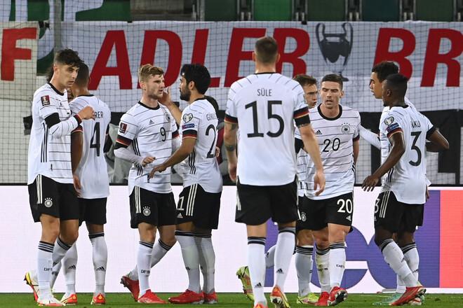 Успешный дебют Ханси Флика во главе сборной Германии по футболу