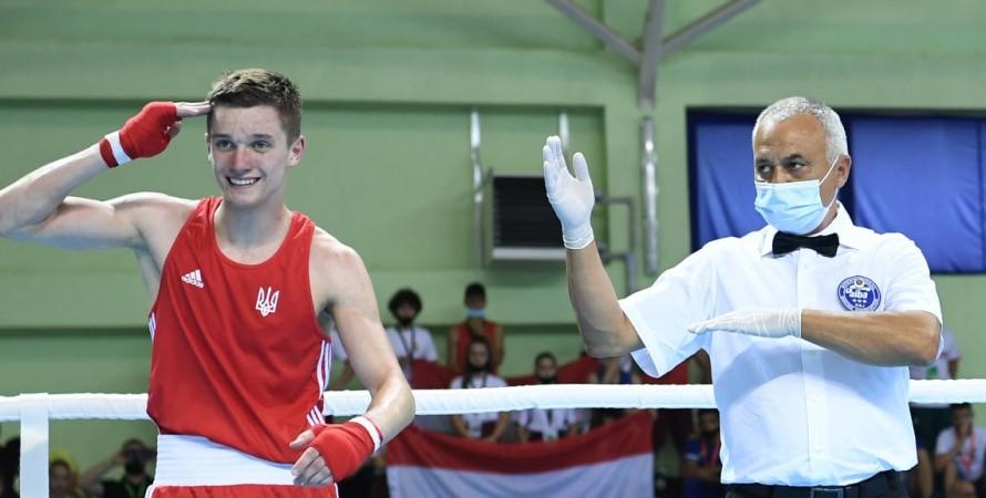 15-летний украинский боксер стал чемпионом Европы