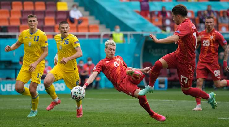 SofaScore и WhoScored поставили оценки игрокам после матча Украина – Северная Македония на Евро-2020