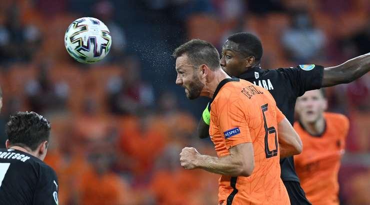 Сборная Нидерландов досрочно вышла в стадию плей-офф Евро-2020