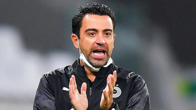 """Болельщики """"Барселоны"""" хотели бы видеть главным тренером своей команды Хави Эрнандеса"""