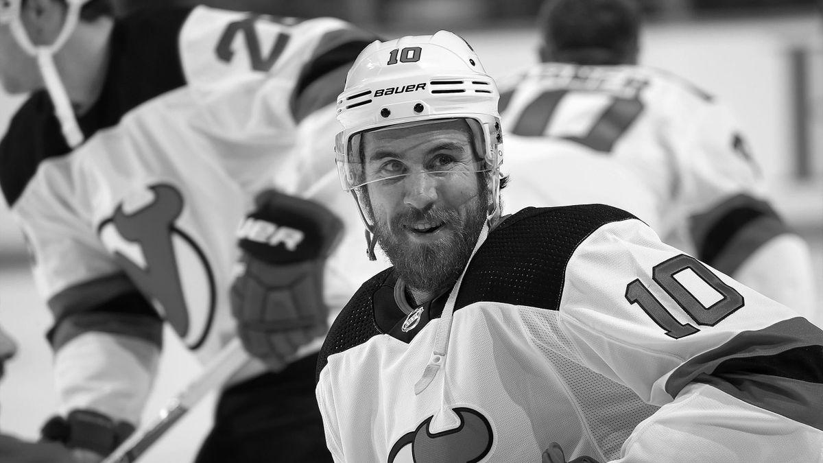 Экс-игрок НХЛ скончался при невыясненных обстоятельствах