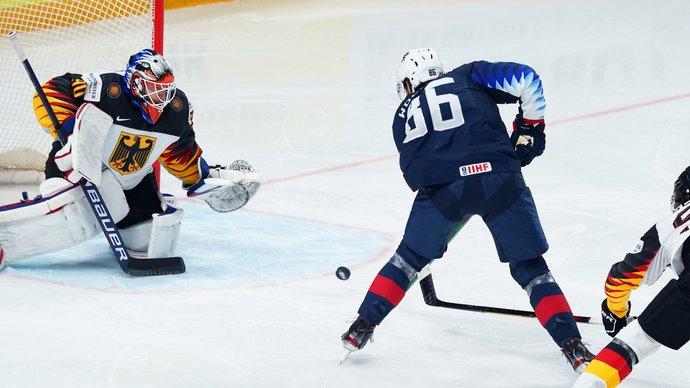 Сборная США стала бронзовым призером ЧМ-2021 по хоккею в Риге