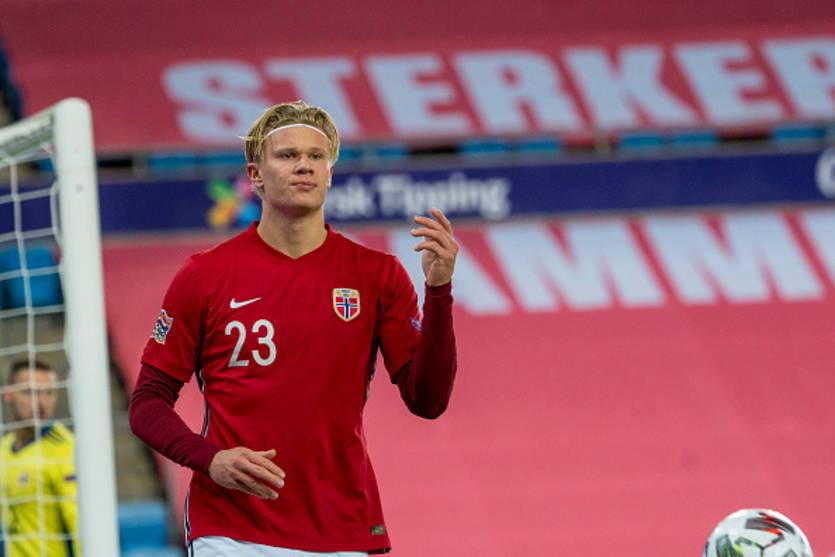 Футболисты сборной Гибралтара возмущены поведением Эрлинга Холланда