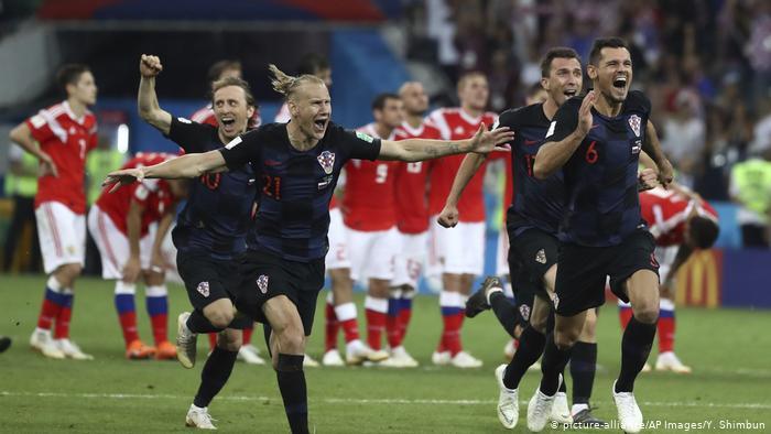 Ветеран Модрич возглавит сборную Хорватии на Евро-2020