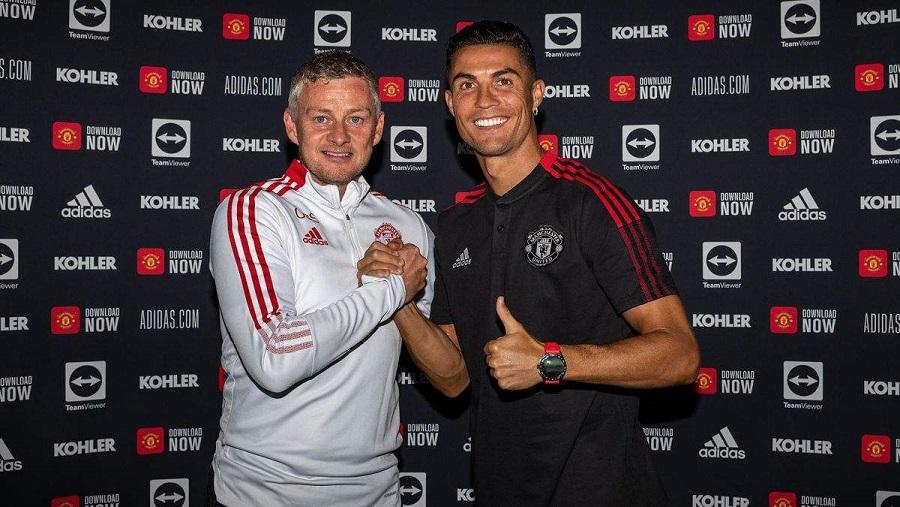 Возвращение Криштиану Роналду в «Манчестер Юнайтед» стало новой головной болью Сульшера