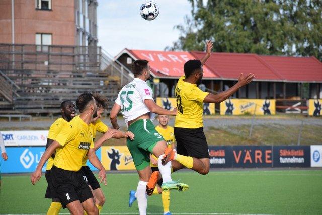 «Ворскла» упустила победу в дебютном матче в рамках Лиги конференций