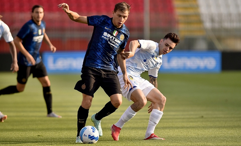 Миланский «Интер» разгромил киевское «Динамо» в товарищеском матче